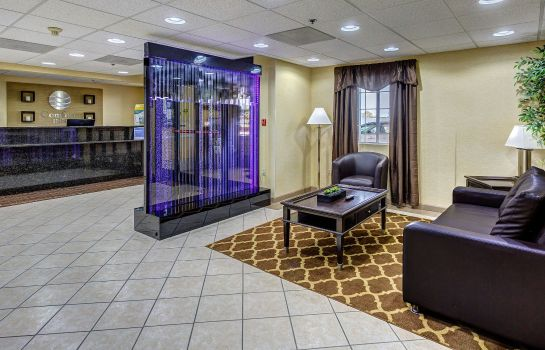 Hall de l'hôtel Comfort Inn Decatur