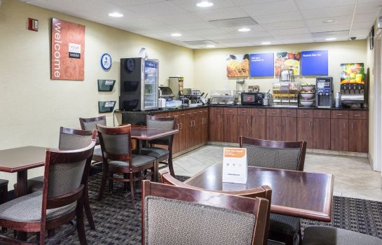 Restaurant Comfort Inn Decatur