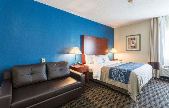 Zimmer Comfort Inn Decatur