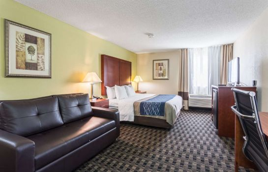 Chambre Comfort Inn Decatur
