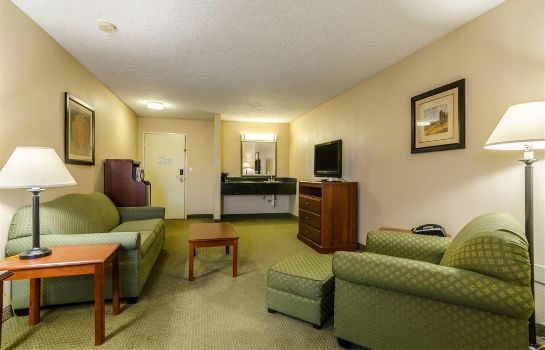 Suite Quality Inn Harrison