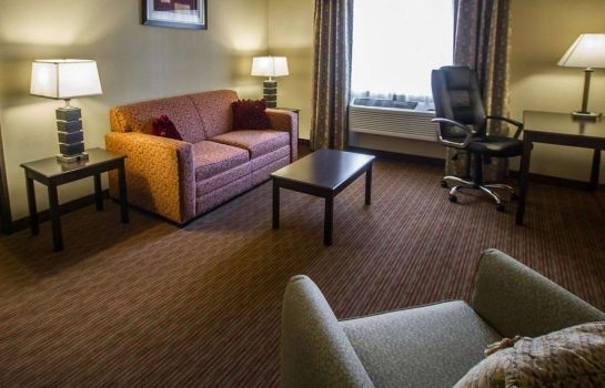 Suite Comfort Inn West