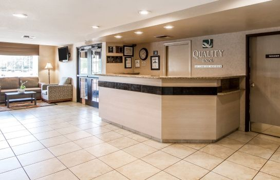 Hotelhalle Quality Inn Chandler