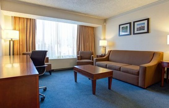 Suite Comfort Inn By the Bay
