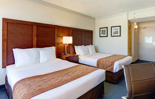 Chambre Comfort Inn By the Bay