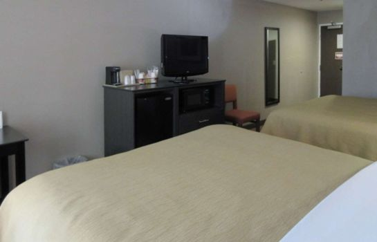 Zimmer Quality Inn and Suites Fresno