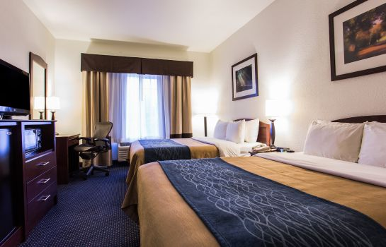 Zimmer Quality Inn and Suites Fresno Northwest