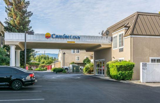 Außenansicht Comfort Inn Redwood City