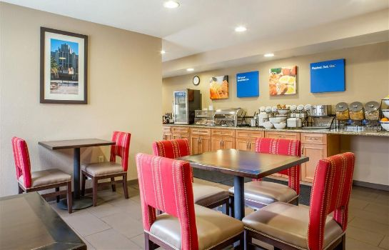 Restaurant Comfort Inn Redwood City