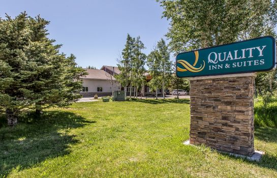 Außenansicht Quality Inn & Suites Steamboat Springs