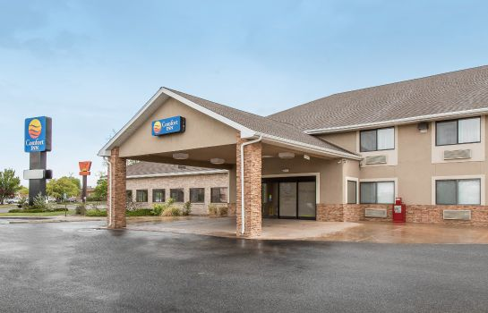 Außenansicht Comfort Inn Grand Junction