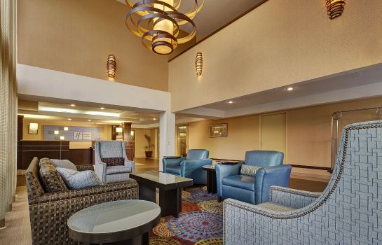 Hotelhalle Holiday Inn Express SAN DIEGO SOUTH-NATIONAL CITY