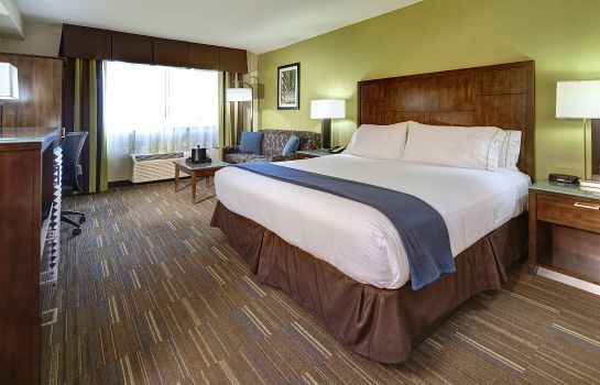 Zimmer Holiday Inn Express SAN DIEGO SOUTH-NATIONAL CITY