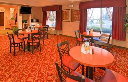 Restaurant Comfort Inn Lathrop - Stockton Airport