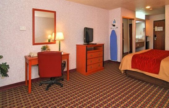 Zimmer Comfort Inn Lathrop - Stockton Airport