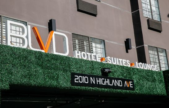 Picture BLVD Hotel & Suites-Walking Distance to Hollywood Walk of Fame