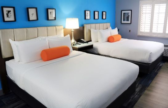 Standaardkamer BLVD Hotel & Suites-Walking Distance to Hollywood Walk of Fame