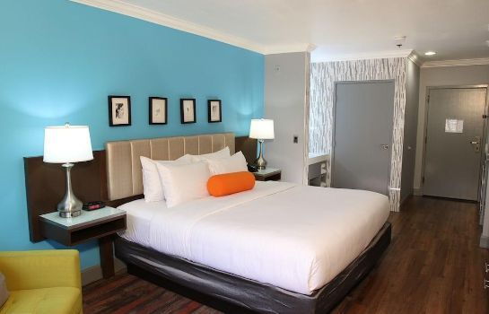 Standardzimmer BLVD Hotel & Suites-Walking Distance to Hollywood Walk of Fame