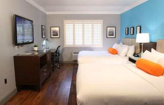 Standard room BLVD Hotel & Suites-Walking Distance to Hollywood Walk of Fame