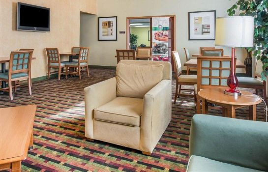 Hotelhalle Quality Inn Colorado Springs Airport