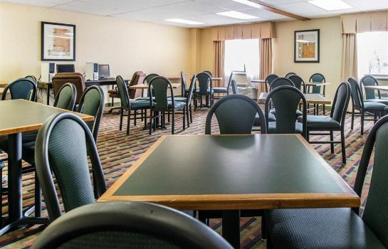 Restaurant Quality Inn Colorado Springs Airport