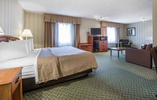 Suite Quality Inn Colorado Springs Airport