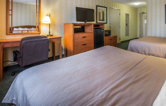 Zimmer Quality Inn Colorado Springs Airport