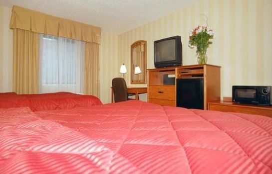Chambre Quality Inn Colorado Springs Airport