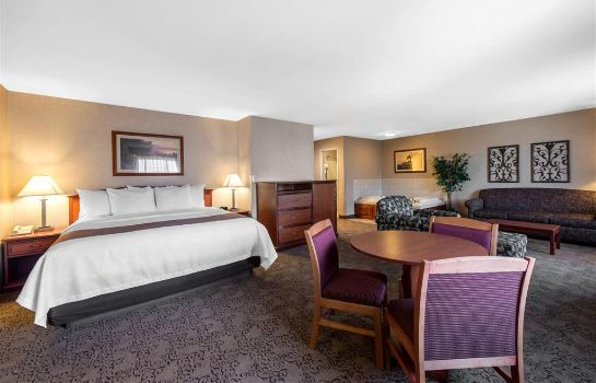 Suite QUALITY INN BURLINGTON