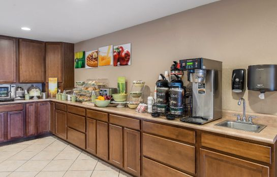 Informacja QUALITY INN BURLINGTON