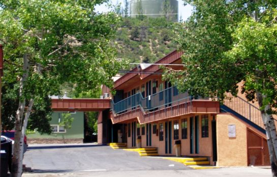 Exterior view Quality Inn Durango