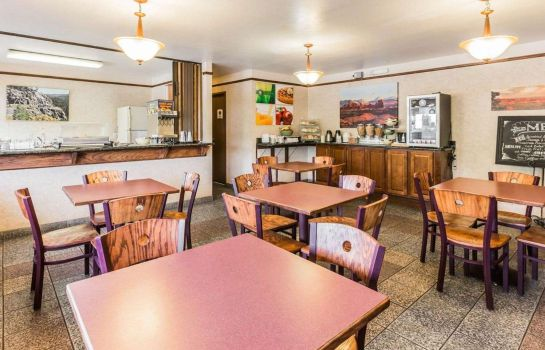Restaurant Quality Inn Durango