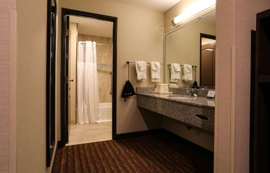 Suite Quality Inn - Rocky Mt Ntnl Park