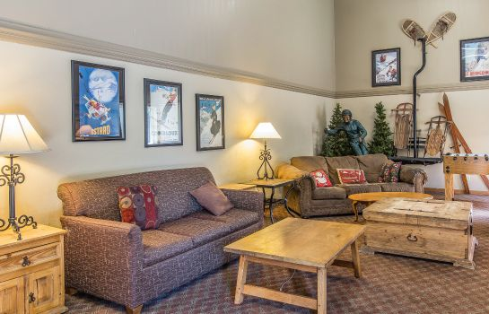 Hol hotelowy Quality Inn & Suites Steamboat Springs