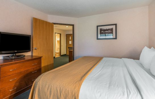 Suite Quality Inn & Suites Steamboat Springs
