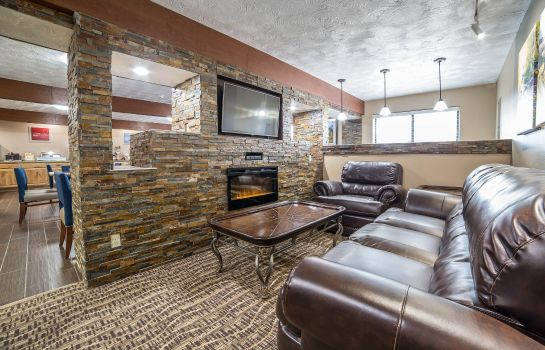 Hotelhalle Comfort Inn Grand Junction