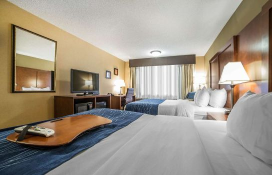 Chambre Comfort Inn Grand Junction I-70