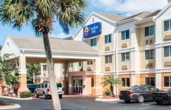 Exterior view Comfort Inn Fort Myers Northeast