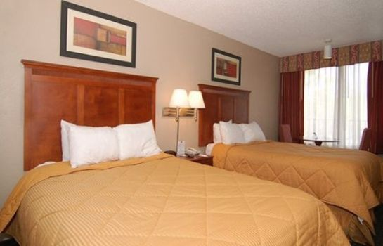 Zimmer Quality Inn and Suites Airport/Cruise Po
