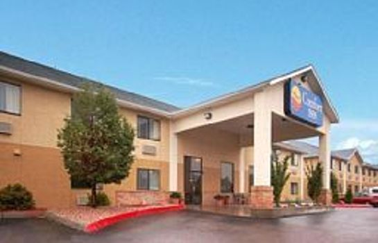 Vista esterna Quality Inn Colorado Springs Airport