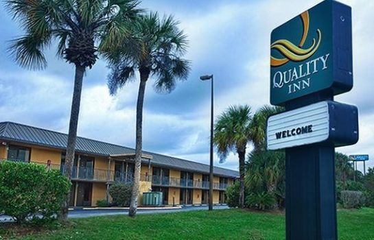 Außenansicht Quality Inn Elkton -St. Augustine South