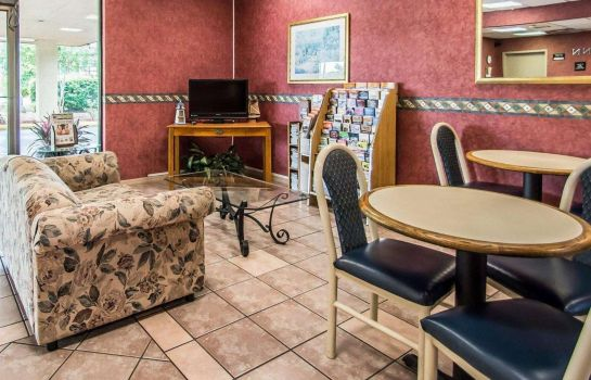 Hol hotelowy Quality Inn Elkton -St. Augustine South