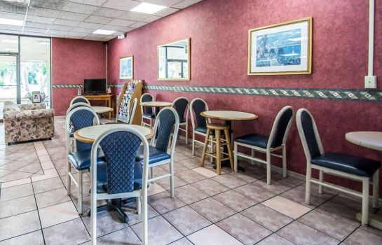 Restauracja Quality Inn Elkton -St. Augustine South