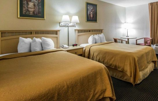 Chambre double (confort) Quality Inn Elkton -St. Augustine South