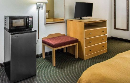 Double room (superior) Quality Inn Elkton -St. Augustine South