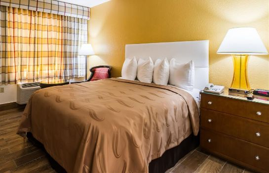 Chambre Quality Inn Florida City - Homestead