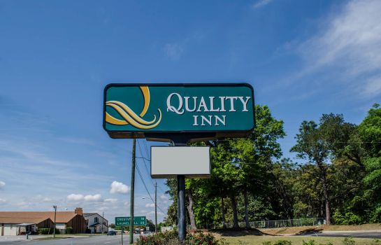 Vista exterior Quality Inn At Eglin AFB