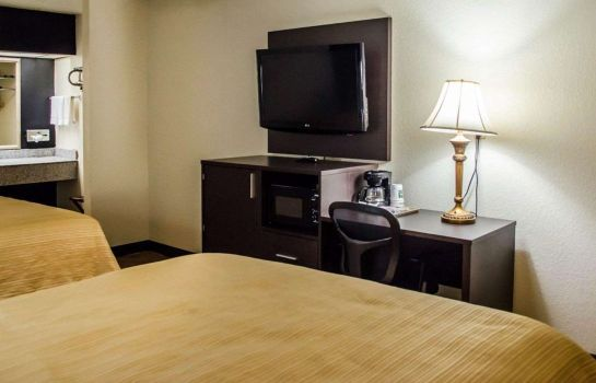 Chambre double (confort) Quality Inn At Eglin AFB