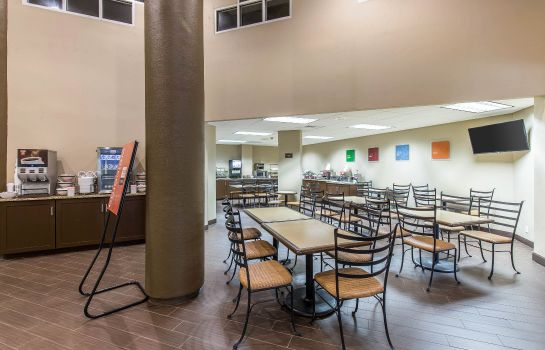Restaurant Comfort Inn and Executive Suites