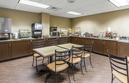 Restaurant Comfort Inn & Executive Suites